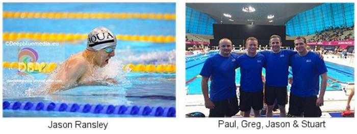 European Masters Swimming Championships Olympic Pool May 2016
