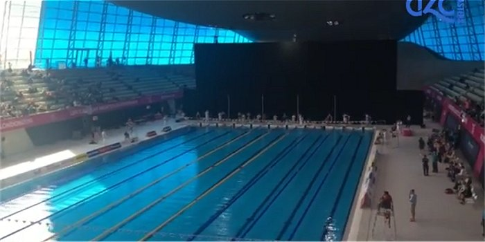THE OLYMPIC POOL VENUE VIDEO
