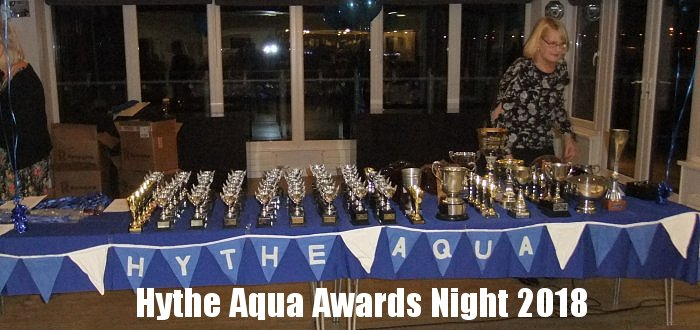 Hythe Aqua Awards Night 2018