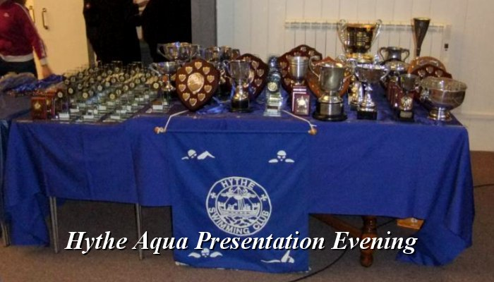 HYTHE AQUA PRESENTATION EVENING 2017