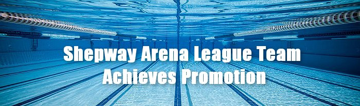 Shepway Arena League Team - Achieves Promotion