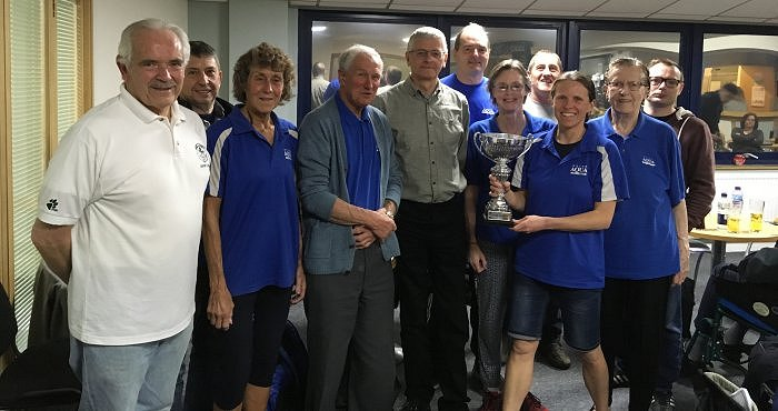 The East Invicta (East Kent) annual Masters swimming championships