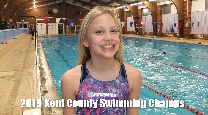 2019 Kent County Swimming Champs