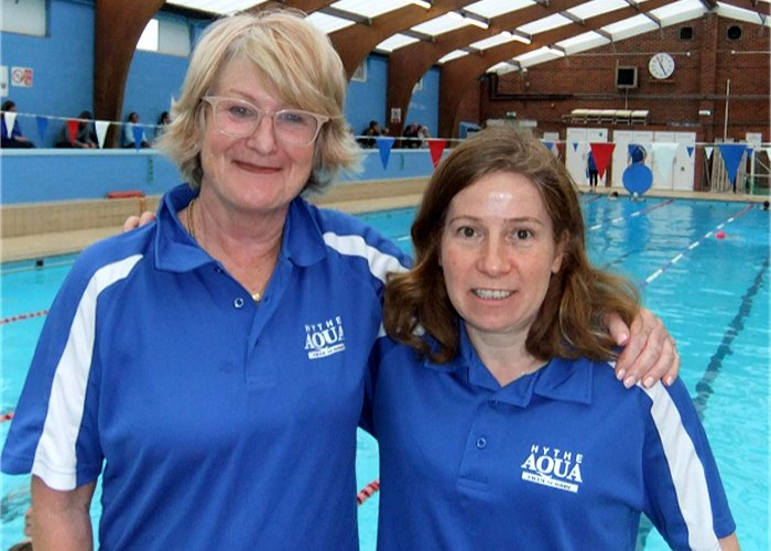 Hythe Aqua Swim School – New Teachers Join the Swim School