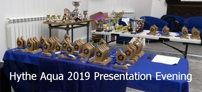 Hythe Aqua 2019 Presentation Evening