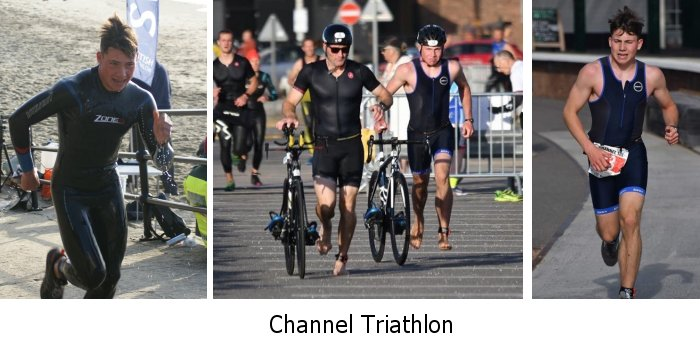 Channel Triathlon
