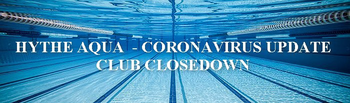 Hythe Aqua Club Closedown