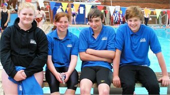 Hythe Aqua Polo Players top selection