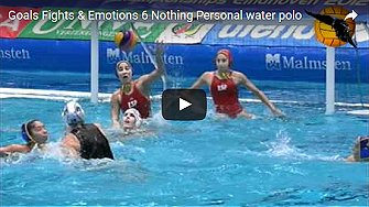 Goals Fights & Emotions 6 Nothing Personal water polo
