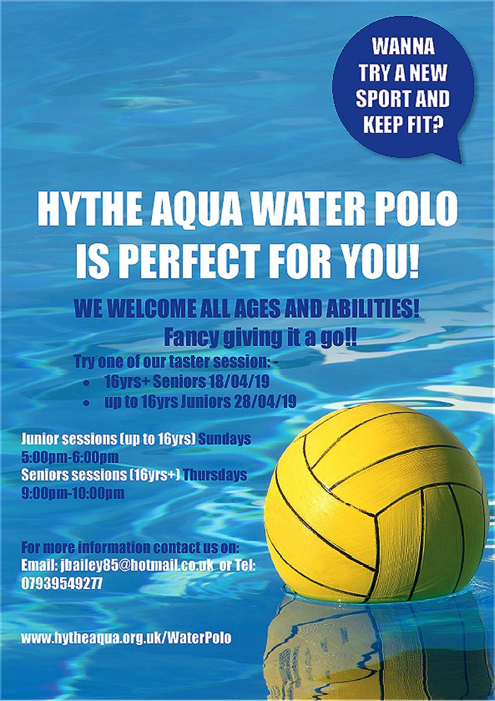 Water Polo Perfect For You