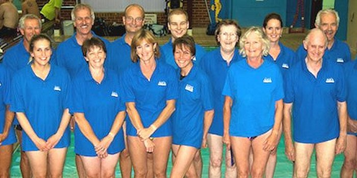 Adult Swimming at Hythe Aqua Swimming Club