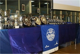 Awards Night 2015 At Hythe Aqua Swimming Club