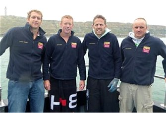 Hythe Aqua Channel Swim Team